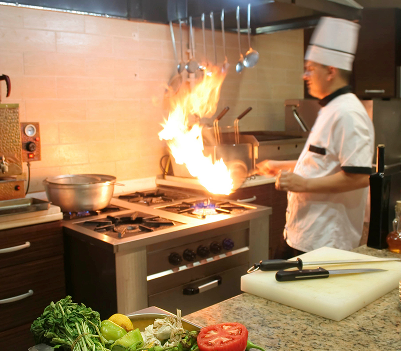 Commercial Kitchen Cleaning: Commercial Kitchen Cleaning By ACS Cleaners